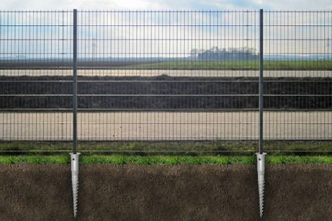 Táblás kerítés kótaj